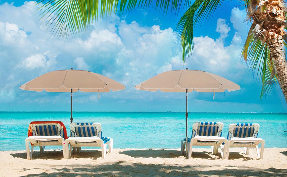 Ständer mit am strand Die besten