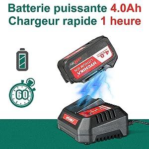 18V 4.0 Battery