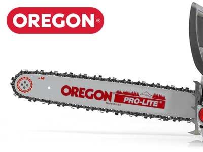 Mitox Premium Oregon chainsaw and bar