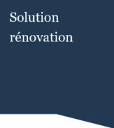 Tarkett Solution réenovation