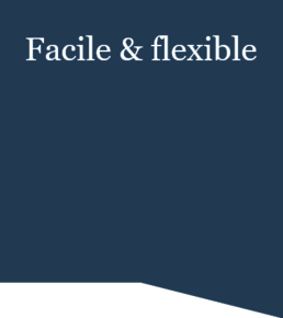 Tarkett Facile & flexible
