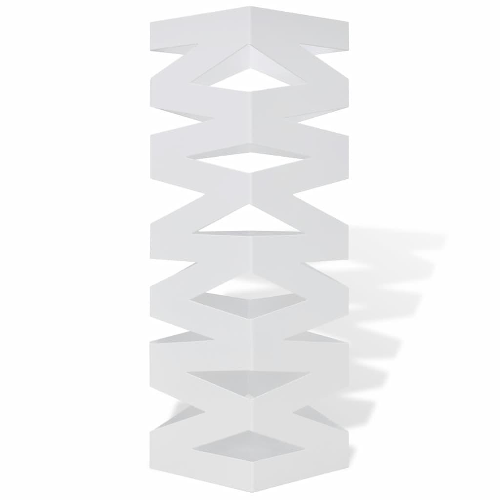 Porte-Parapluie De Sol Porte-Parapluie Cr/éatif Personnalit/é en Fer Forg/é Creux Noir Support De Rangement pour Baril De Pluie
