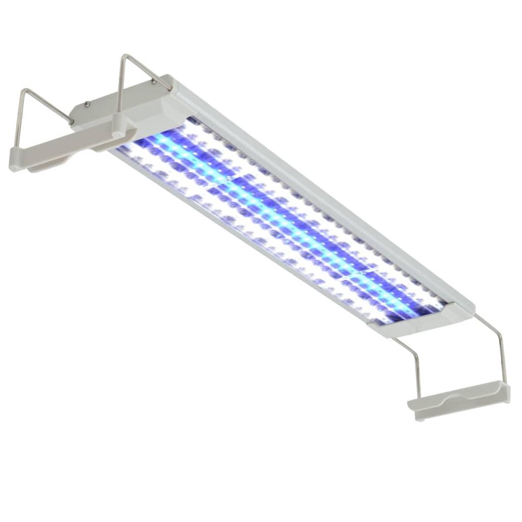 Aquarium LED Lampe 8 8 cm Aluminium IP8