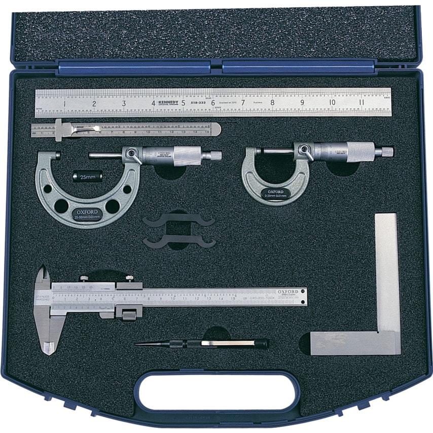 Oxford Precision Equipment Set