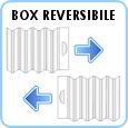 Box reversibile