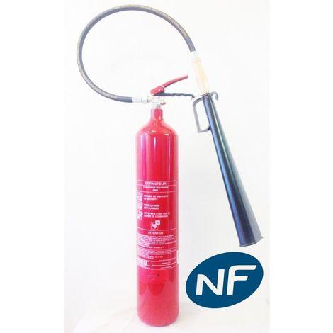 Extincteur CO2 5Kg NF neuf
