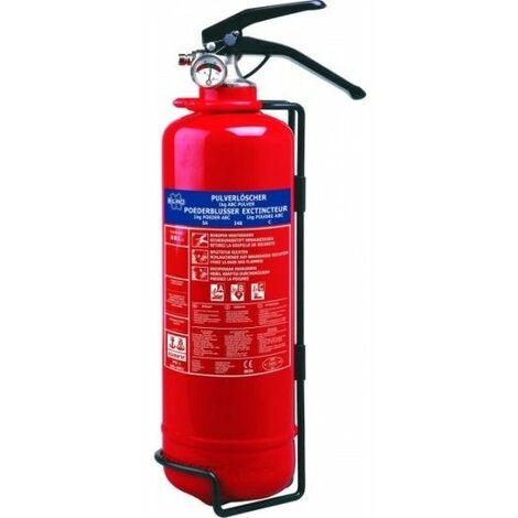 Extintor Incendios 1Kg Polvo Ssmartwares Fex-15112 1 Kg