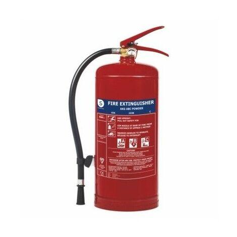 Extintor Incendios 6Kg Polvo Smartwares 1002517 6 Kg