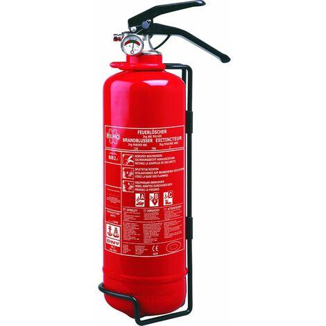 Extintor Incendios Smartwares Polvo Smartwares Fex-15122 2 K