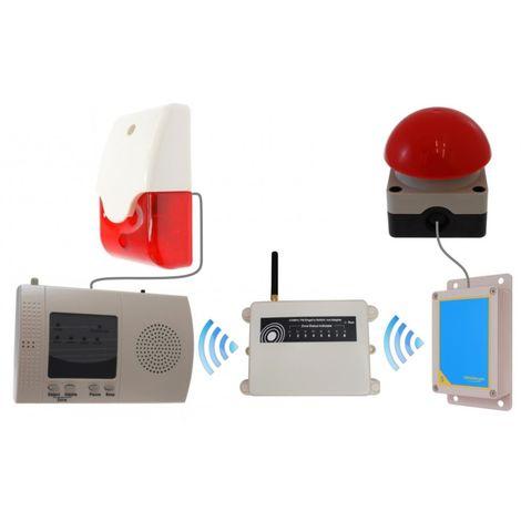 Extra Long Range (1800 metre) Wireless 'S Range' Panic Alarm (activity centre special) [009-3810]