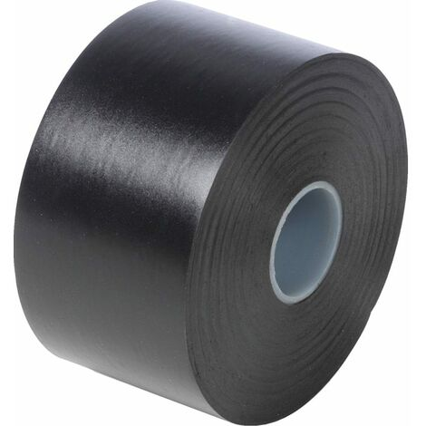 Extra Wide Black PVC Insulation Tapes
