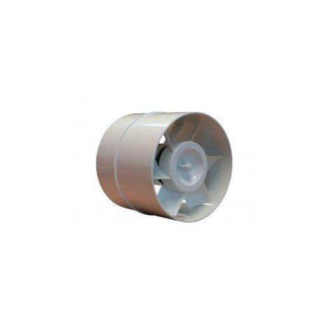 Extracteur Air Aérateur de gaine 100mm 105 mc/h + câble