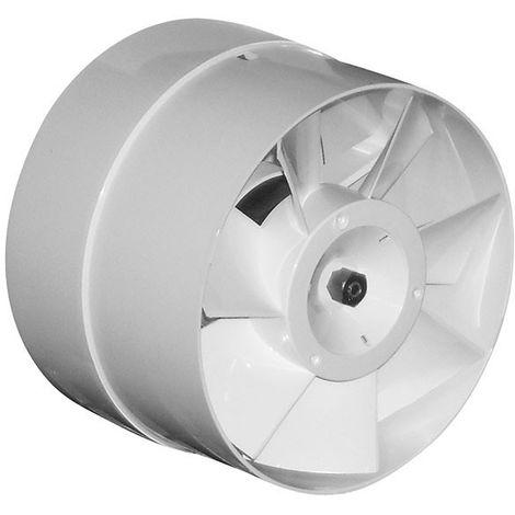 Extracteur Air de gaine Winflex VKO 125 mm 185 m3/h, aérateur, ventilation