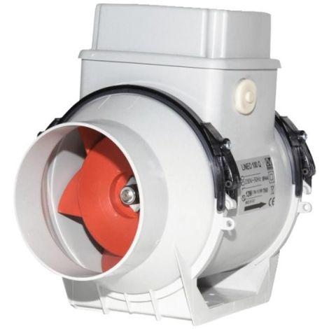 Extracteur centrifuge de conduit dia. 100 255m3/h