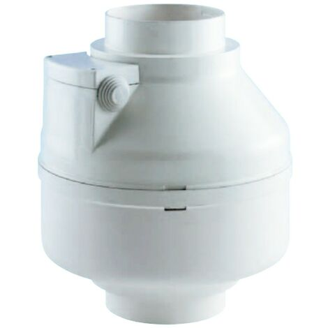 Extracteur centrifuge sous vide Elicent pour diamètre d'éjection 125 mm 2EK2021