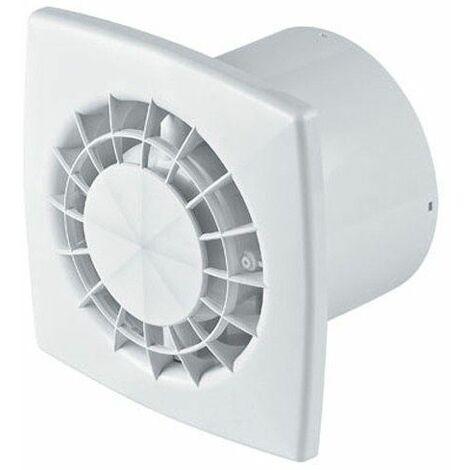 Extracteur d'air de roulement à billes de fan de ventilation de plafond de mur de la basse tension 12v de 100mm