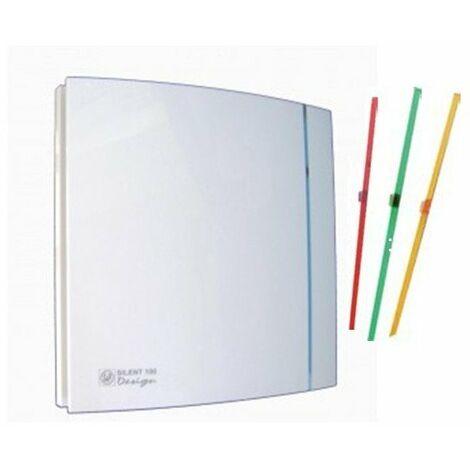 """main image of """"Aérateur ultra-silencieux SILENT DESIGN blanc"""""""