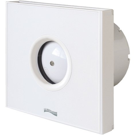 Extracteur d'air hélicoïdal GIOTTO 230V Ø120mm - Blanc