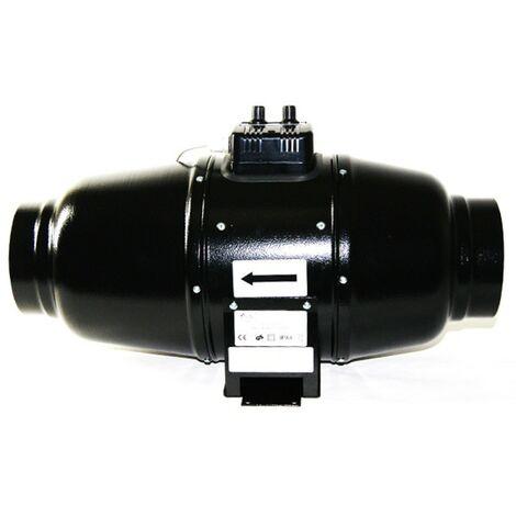 Extracteur d'air silencieux TT SILENT-M Ø 200mm UN R1 avec IEC Winflex