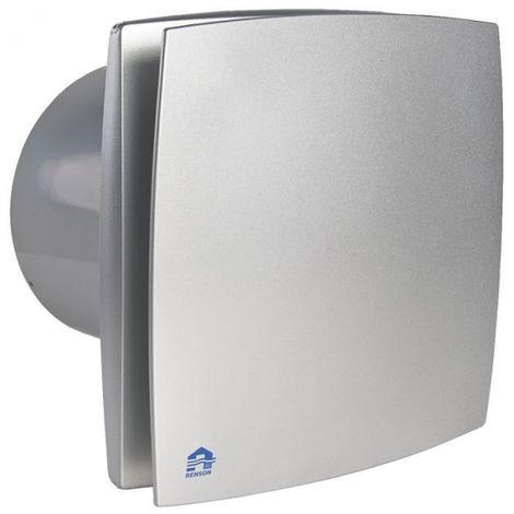 Extracteur d'air temporisé - Détection humidité - Ø 100 mm - 88 m³/h - Renson