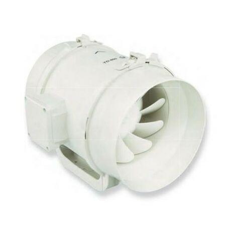 Extracteur de conduit - 1000/250 3V - 91/130W - 850/960m3/h - 37/38dB