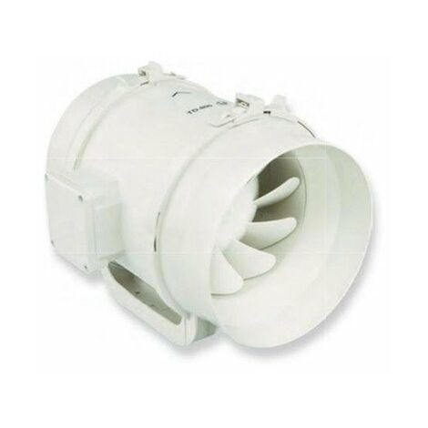 Extracteur de conduit - TD500/160 T 3V - 41/53W - 390/560m3/h - 26/35dB