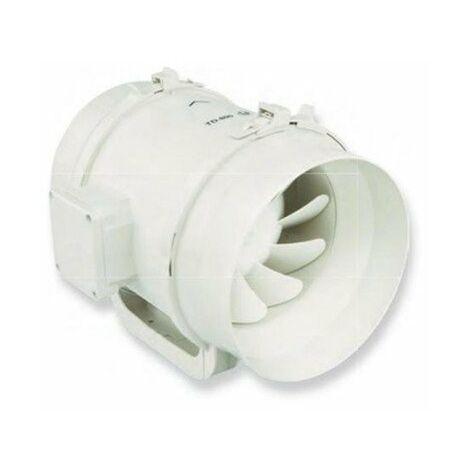 Extracteur de conduit - TD800/200 T 3V - 131/132W - 850/1040m3/h - 34/40dB