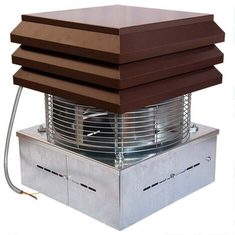 Extracteur De Fumée Pour Cheminèe Aspirateur Aspire-Fumée Électrique Ventilateur D'aspiration Extracteur Électrique De Fumées Pour Poêle Thermique Barbecue Modèle Base Gemi Elettronica