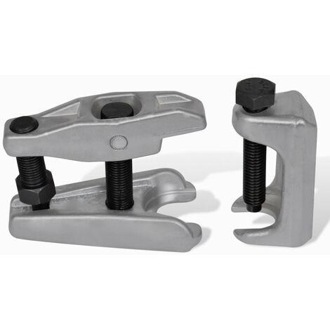 Extracteur de joint à rotule 2 pcs direction universel arrache rotule suspension