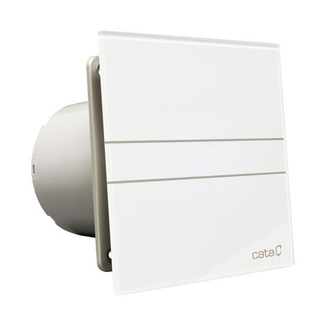 Extracteur de salle de bains blanc CATA E150G