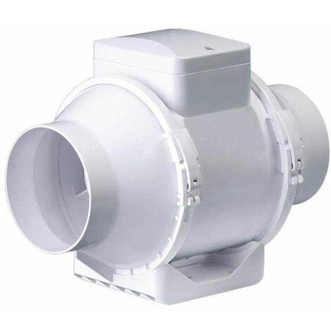 Extracteur entre deux gaines diamètre 150