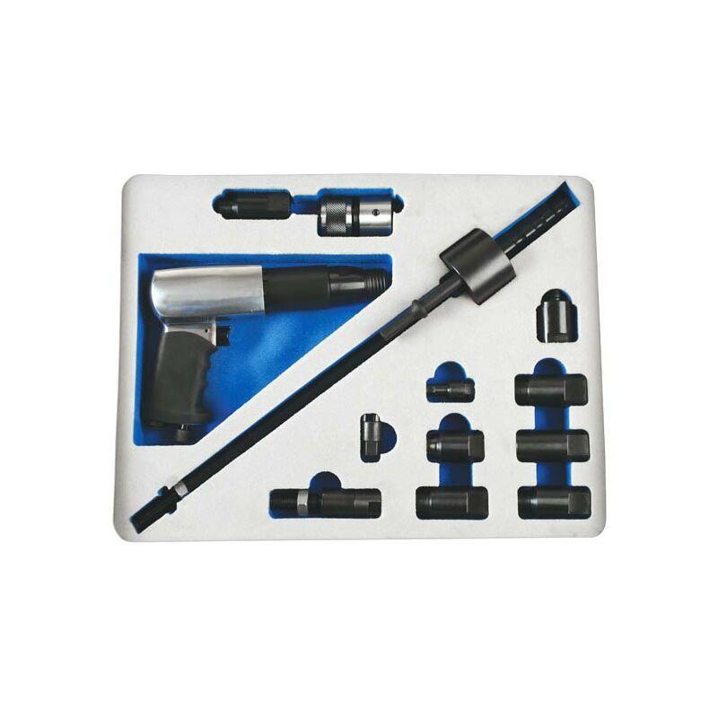 Extracteur Laser Tools Avec Marteau Pneumatique Pour Injecteurs