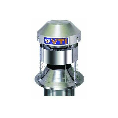 Extracteur mécanique MAXIVENT D.125 et 139 avec variateur