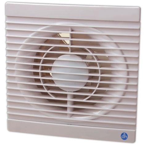 Extracteur pour l'élimination des fumées, ventilation des mauvaises odeurs et humidités Electro DH 71.510 843055552138456