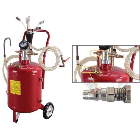 Extracteur / récuperateur d'huile pneumatique 22L