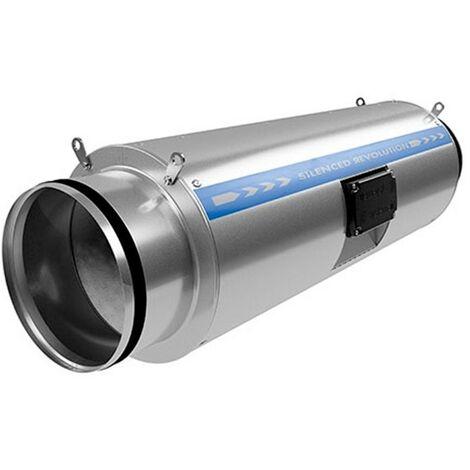 Extracteur d'air silencieux Revolution STRATOS 436 m³/h 160 AC - Systemair