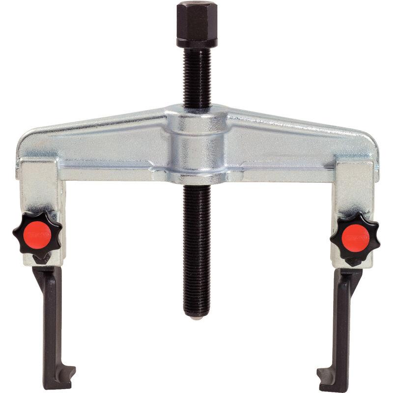 Extracteurs universels hydrauliques à deux griffes fines 50-160 mm