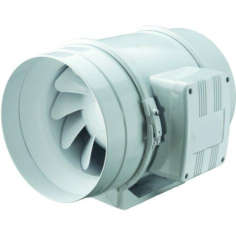 Extractor baño/cocina/otros CONDUCT EXTRA POWER Ø-123 Estandar
