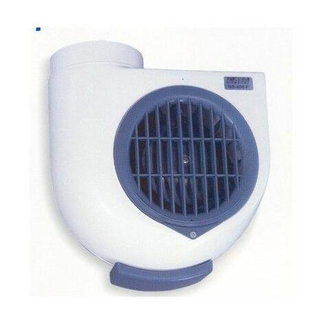 Extractor Cocina Centrifugo Salida Lateral Plastico Gs-400-P Cata