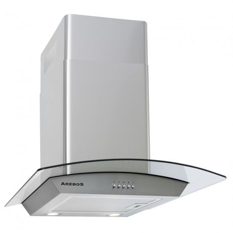 Extractor Cooker Hood Stainless Steel Extraction Hoods Cooker Hood Air 60cm