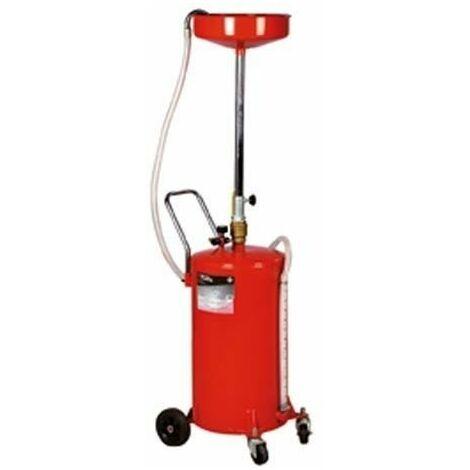 Extractor de aceite por gravedad con depósito 68 l. METALWORKS OD68