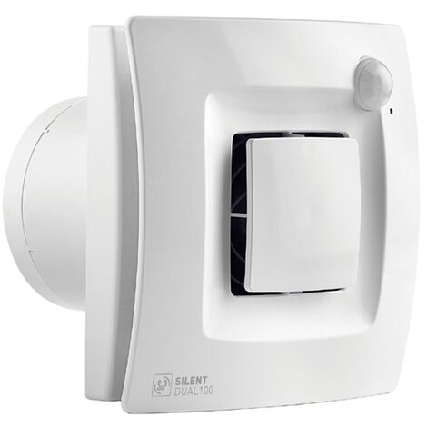 Extractor de baño silent dual 100