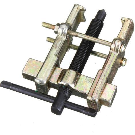 Extractor de cojinetes de 2 patas Engranaje de piñón de cubo de extractor de forja 68 mm Mohoo