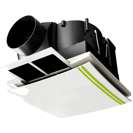 Extractor de techo con filtro Serie APF Ø100