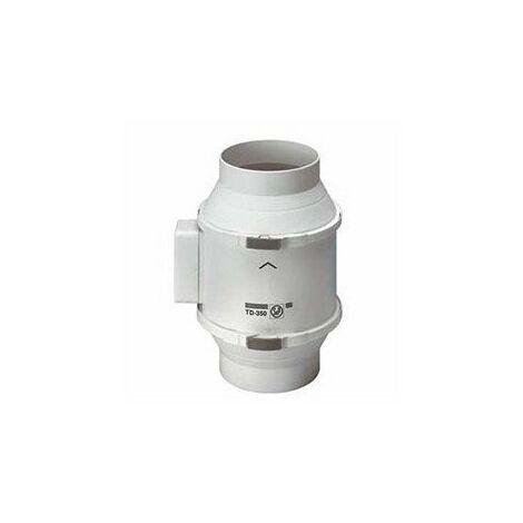 "main image of ""Extractor cocina helico centrifugo 125mm tubo s&p"""