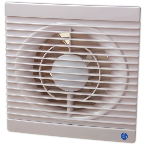 Extractor para eliminación de humos, ventilación de malos olores y humedades Electro DH 71.510 8430552138456