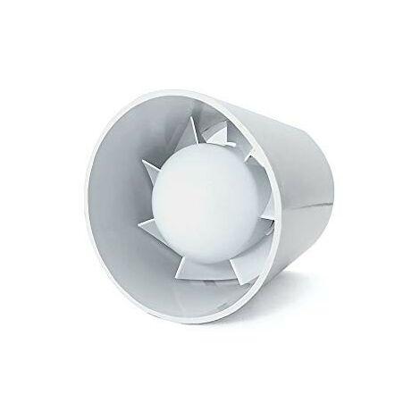 "main image of ""Extractor tubular en linea EURO 3 150 - Blanco"""