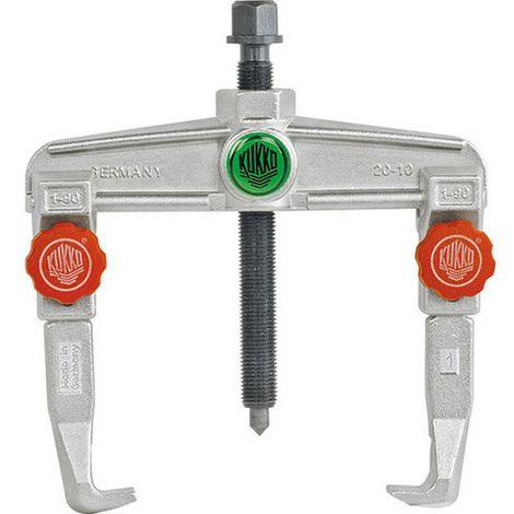Extractor universal 2 patas con regulación rápida