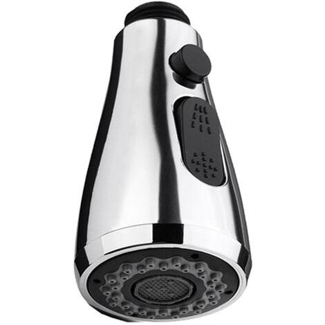 Extraiga la boquilla del rociador G1 / 2 del grifo de agua del reemplazo de la cabeza del espray de la cocina