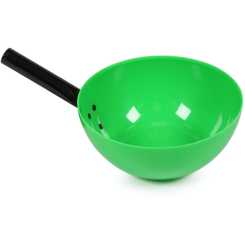 Image of Contrast Horse Feed Scoop (One Size) (Green) - Ezi-kit
